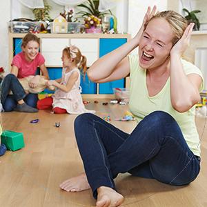 Stressed Parents